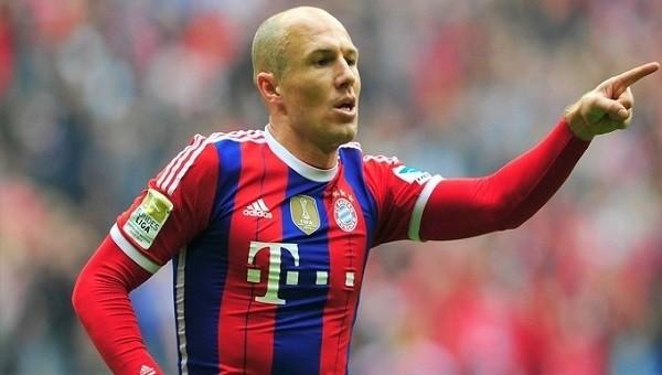 Robben: 'PSV'ye gol atarsam sevineceğim'