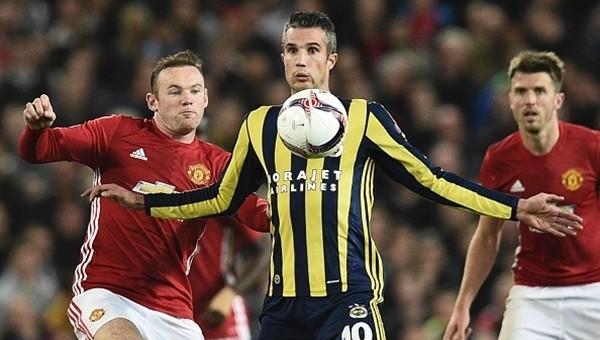 Van Persie'den Manchester United maçı sonrası şaşırtan sözler