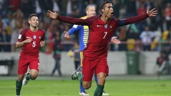 Ronaldo: 'Dünyanın en iyisi benim'