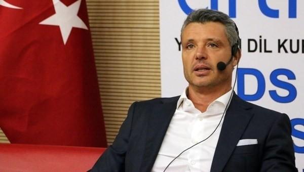 Saadettin Saran: 'Fenerbahçe'nin emrindeyim'