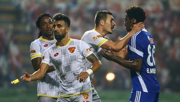 Sahadan çekilen Eskişehirspor ne ceza alacak?