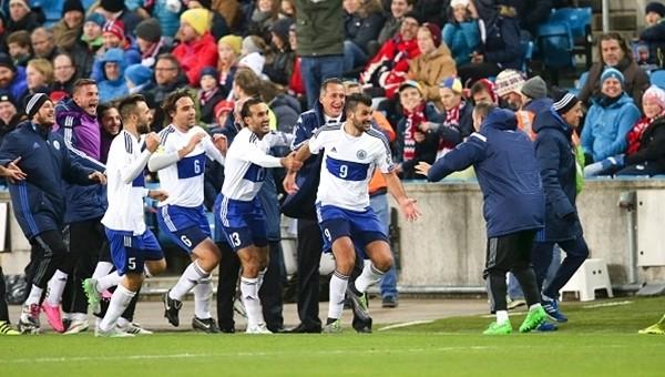 San Marino 1 yıl sonra gol attı! Müthiş sevinç...