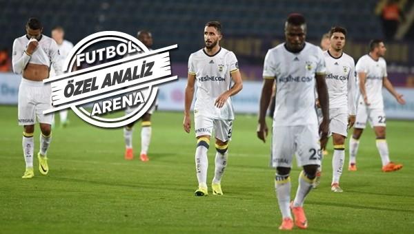 Son 8 sezonun en kötü Fenerbahçe'si