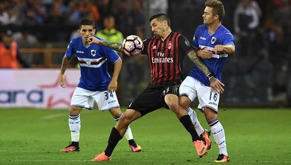 Sosa oynadı, Milan kazandı