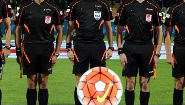 Süper Lig'de 7. haftanın hakemleri