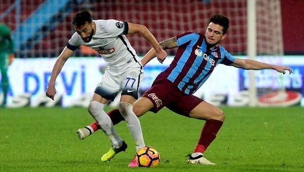 Trabzonspor - Rizespor maçında rekor kırıldı