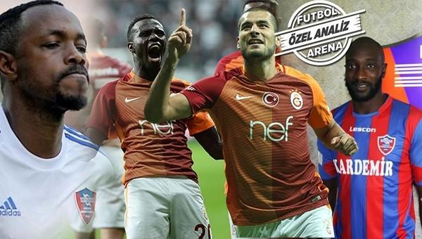 Süper Lig'in en golcü forvetleri