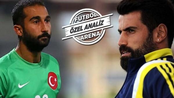 Süper Lig'in en iyi kalecisi Volkan Babacan