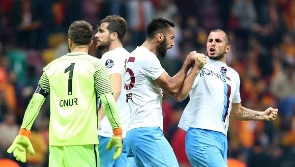 Trabzon'dan Galatasaray'a sert gönderme!