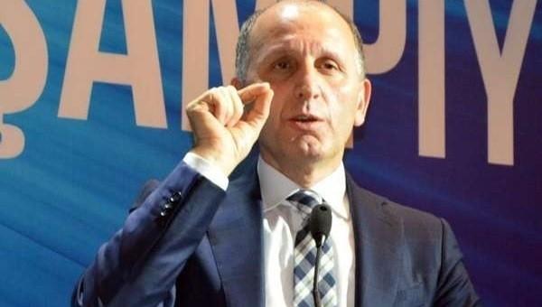 Trabzonspor, İçişleri Bakanlığı'na şikayet edildi