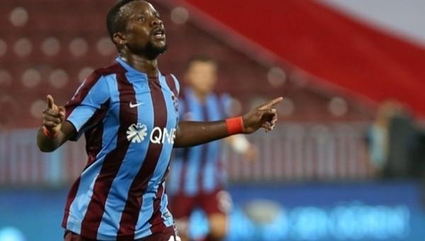 Trabzonspor'da Onazi sakatlık geçirdi