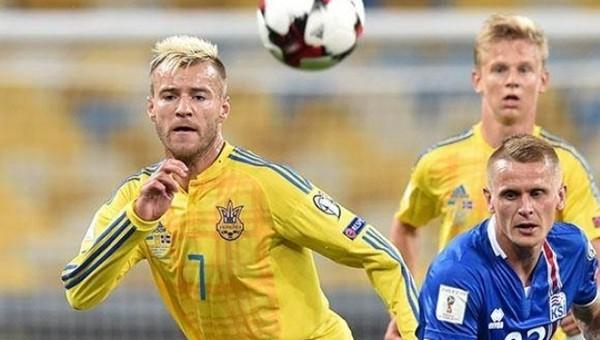 Ukrayna'nın 4 maçta tek golü var
