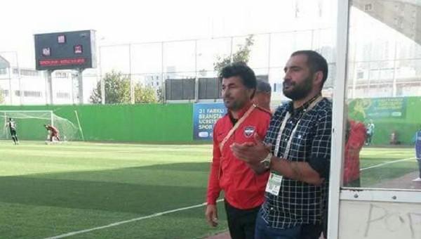 Ümit Karan Büyükçekmece Tepecikspor'un sportif direktörü oldu