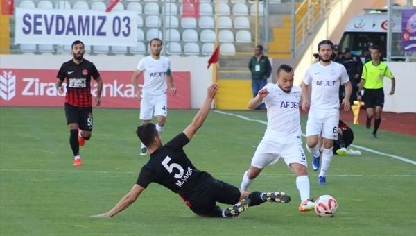 Ümraniyespor, Afyon'u penaltılarla geçti