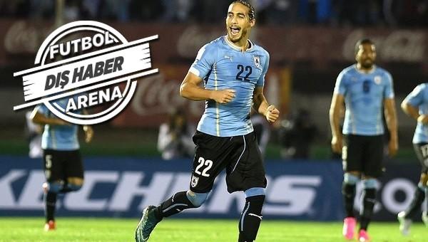 Uruguaylı stoper Beşiktaş yolunda