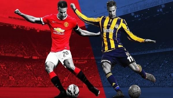 Van Persie'den Manchester United paylaşımı