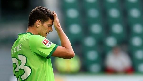 Wolfsburg'un yeni hocasından Mario Gomez sözleri
