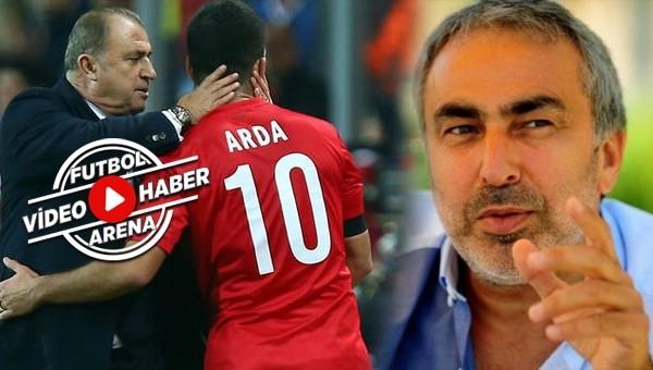 Adnan Aybaba'dan Fatih Terim'e: 'Doğru yaptı'