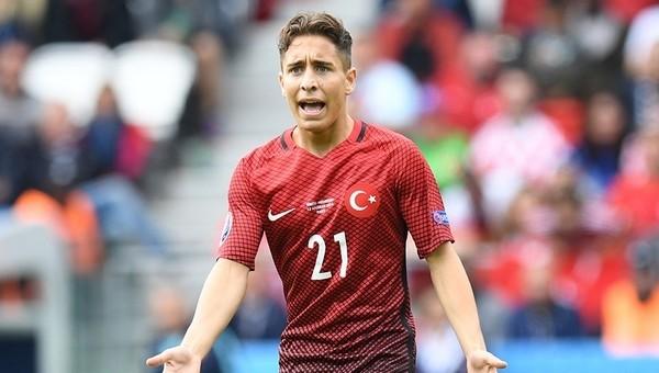Ajax'tan Emre Mor için transfer açıklaması