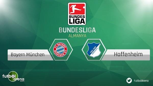 Bayern Münih - Hoffenheim maçı saat kaçta, hangi kanalda? Canlı izle