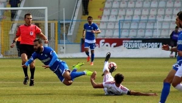 BB Erzurumspor - Anadolu Üsküdar maçını canlı izle