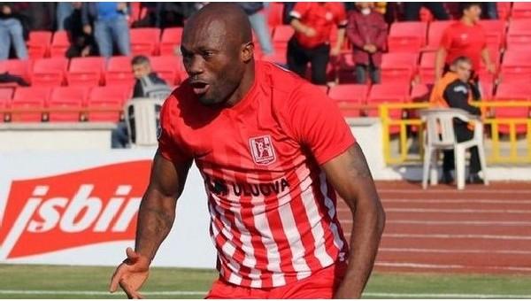 Bekamenga: 'Önemli olan Süper Lig'e çıkmak'