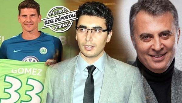 'Beşiktaş, Gomez'in bedelini öğrenebilir'