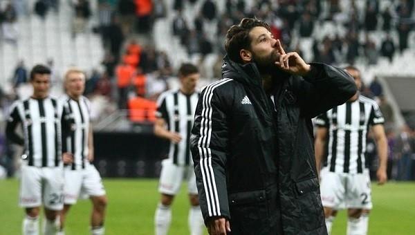 Beşiktaş taraftarından Olcay Şahan'a büyük destek