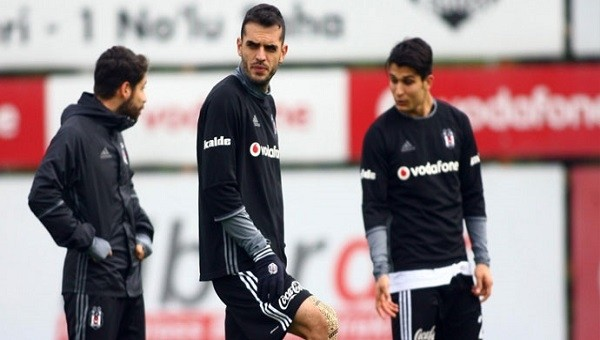 Beşiktaş'ta Luis Rhodolfo sevinci