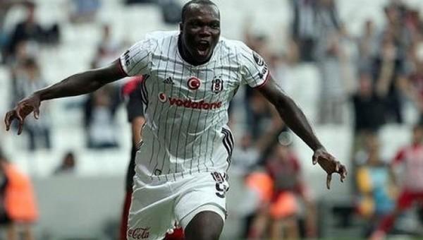 Beşiktaş'tan Aboubakar için 3,5 milyon Euro
