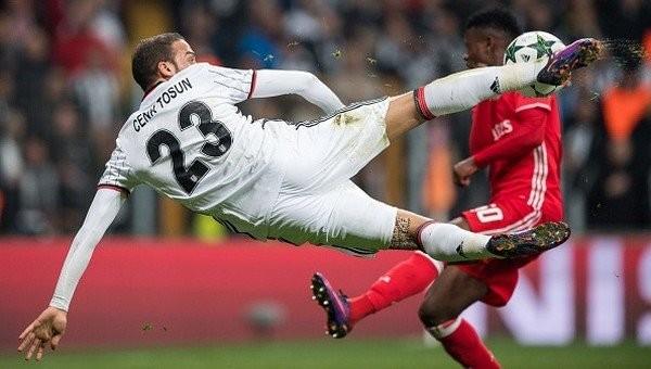 2017'nin en golcü ilk 5 isminden biri Cenk Tosun