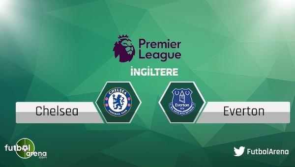 Chelsea - Everton maçı saat kaçta, hangi kanalda?