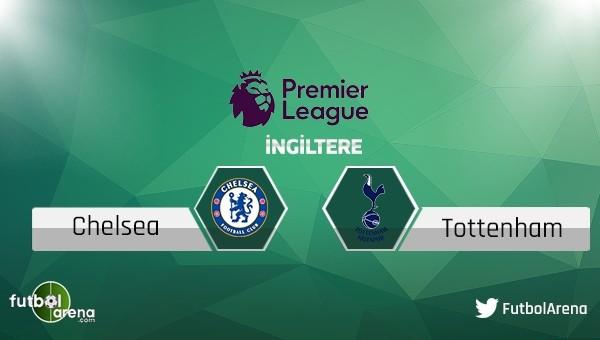 Chelsea - Tottenham Hotspur maçı saat kaçta, hangi kanalda?