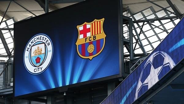 City - Barcelona maçı öncesi yanlış alarm!