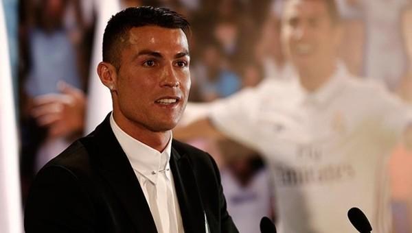 Cristiano Ronaldo rüya aleminde