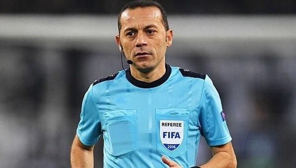 Cüneyt Çakır'a Şampiyonlar Ligi'nde büyük görev