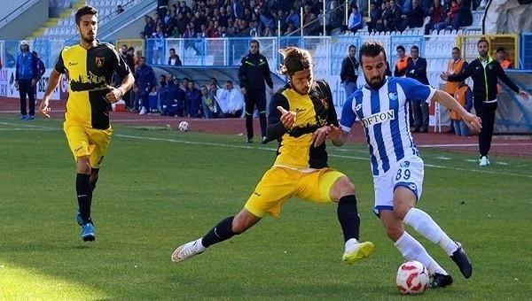 Erzurumspor - Zonguldak Kömürspor maçı canlı TV izle