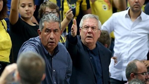 Fenerbahçe - Galatasaray derbisinde olaylar