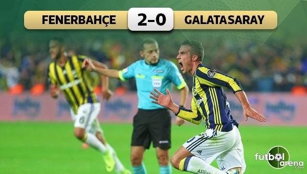 Fenerbahçe geleneği sürdürdü
