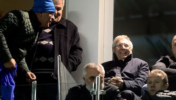 Fenerbahçe golleri attı, Aziz Yıldırım coştu