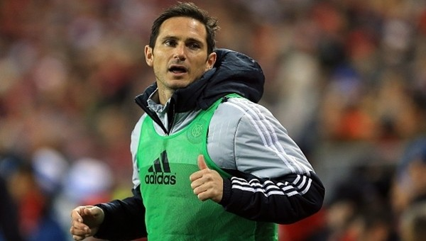 Frank Lampard'dan ayrılık açıklaması