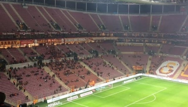 Galatasaray taraftarları basketbolu seçti