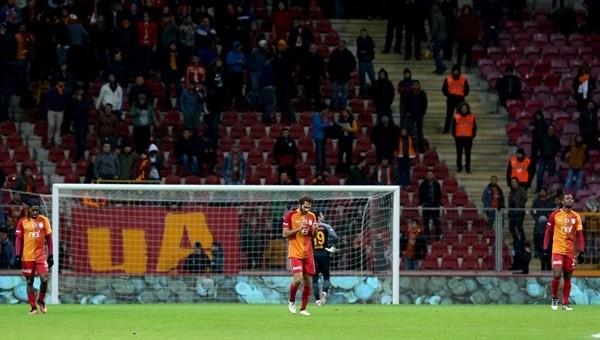 Galatasaray'da Elazığspor maçında kim nasıl oynadı?