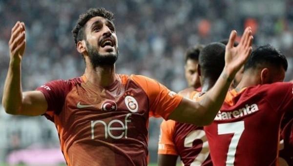 Galatasaray'da Tolga Ciğerci hamlesi