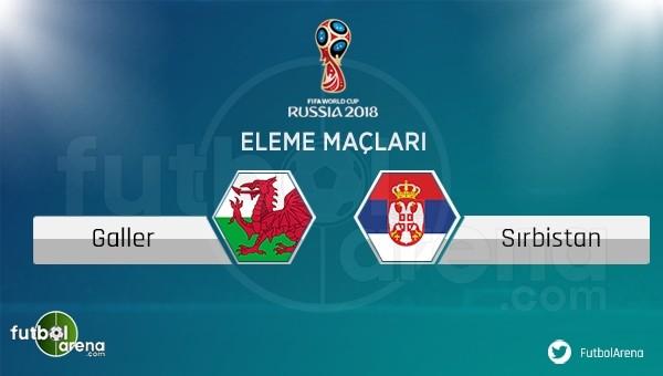 Galler - Sırbistan maçı saat kaçta, hangi kanalda?