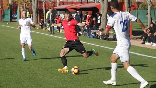 Gençlerbirliği, Ankara Demirspor'u tek golle geçti