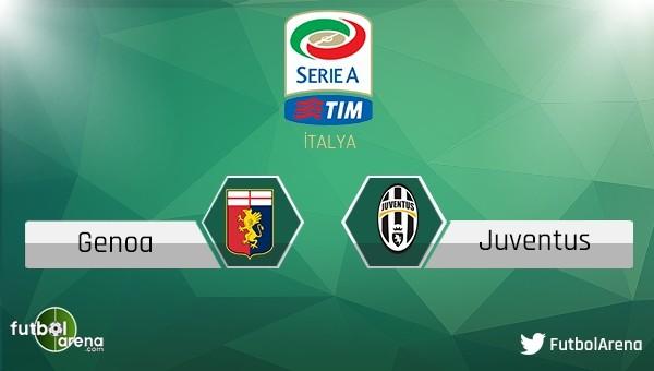 Genoa - Juventus maçı saat kaçta, hangi kanalda?