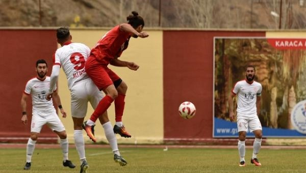 Gümüşhanespor - Tokatspor maçını canlı izle