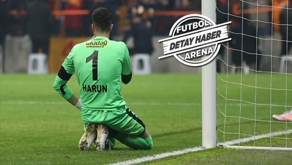 Harun'un müthiş serisini Galatasaray bitirdi