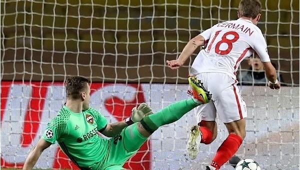 Igor Akınfeev'in gol yeme serisi 41 maça çıktı